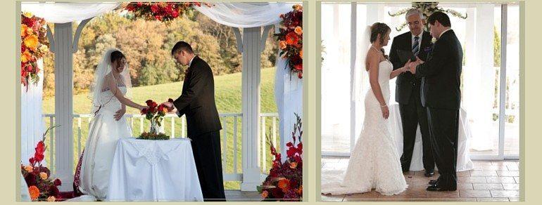 November Wedding In Maryland • Morningside Inn