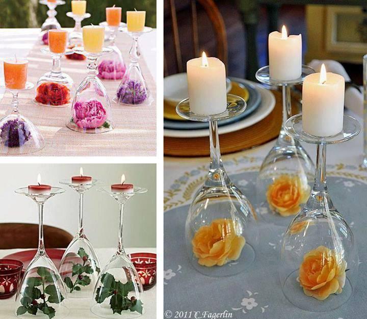 Wedding Centerpieces On A Budget: 5 Budget Friendly Wedding Centerpiece Ideas